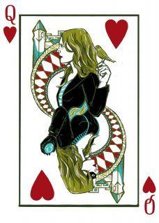 Queen of hesrts arrow clipart vector royalty free stock Queen of hearts, Queen of and Queen on Pinterest vector royalty free stock