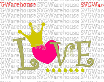 Queen of hesrts arrow clipart picture library stock SVG DIGITAL File. Queen of Hearts svg. Valentine SVG. Sweet picture library stock