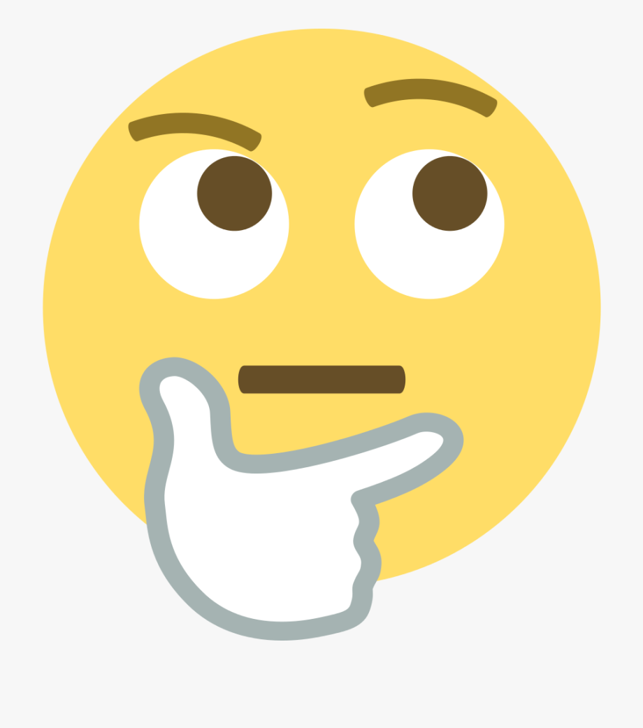 Questioning face clipart picture free Question Emoji Png - Transparent Background Question Emoji ... picture free