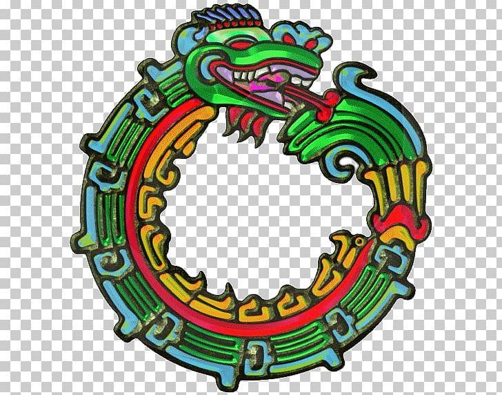 Quetzalcoatl clipart
