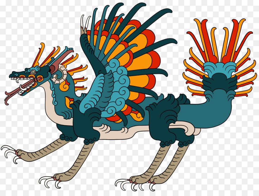 Quetzalcoatl clipart graphic transparent stock Monster Cartoon png download - 1280*959 - Free Transparent ... graphic transparent stock