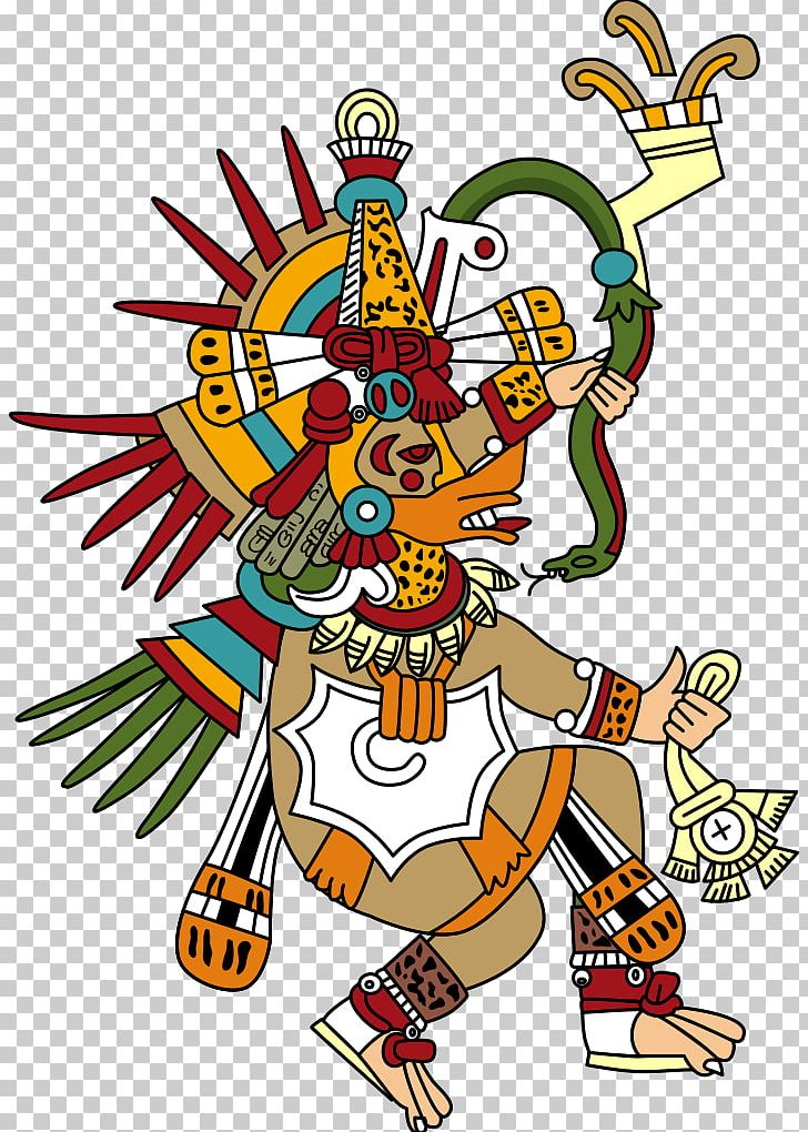 Quetzalcoatl clipart clip black and white library Mesoamerica Quetzalcoatl Aztec Mythology Aztec Religion PNG ... clip black and white library