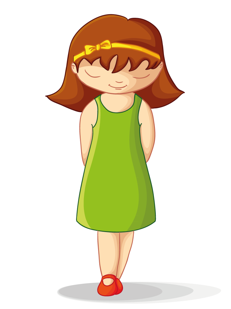 Quiet girl clipart picture freeuse stock Png Of A Shy Quiet Girl & Free Of A Shy Quiet Girl.png ... picture freeuse stock