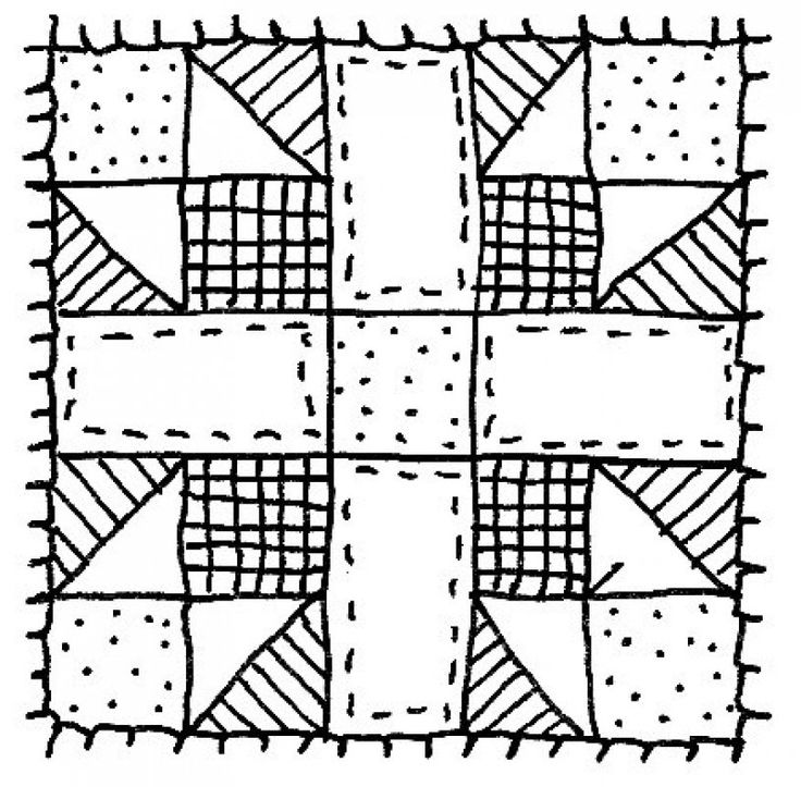 Quilt patterns clipart vector black and white Quilting Clipart | Free Download Clip Art | Free Clip Art | on ... vector black and white