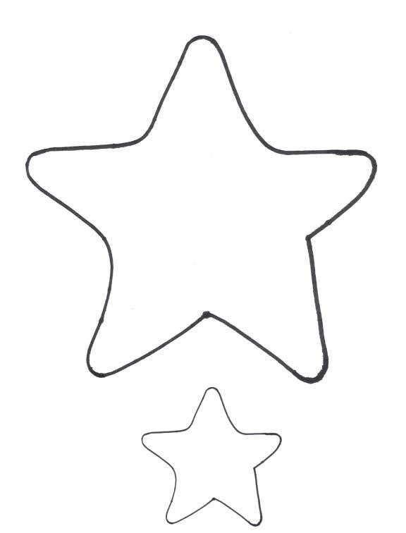 Quilting star patterns clipart vector freeuse library Star Template Free. star shapes and patterns applique quilts clip ... vector freeuse library