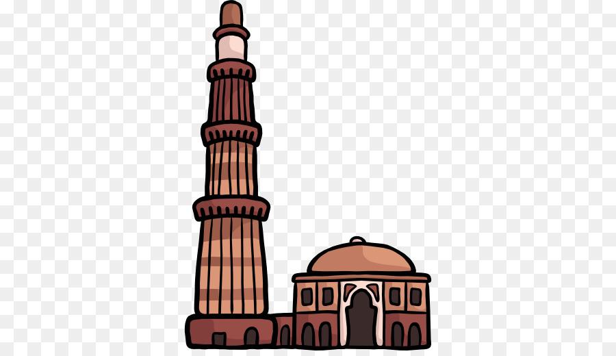 Qutab minar clipart svg freeuse download Qutb Minar Lighthouse png download - 512*512 - Free ... svg freeuse download