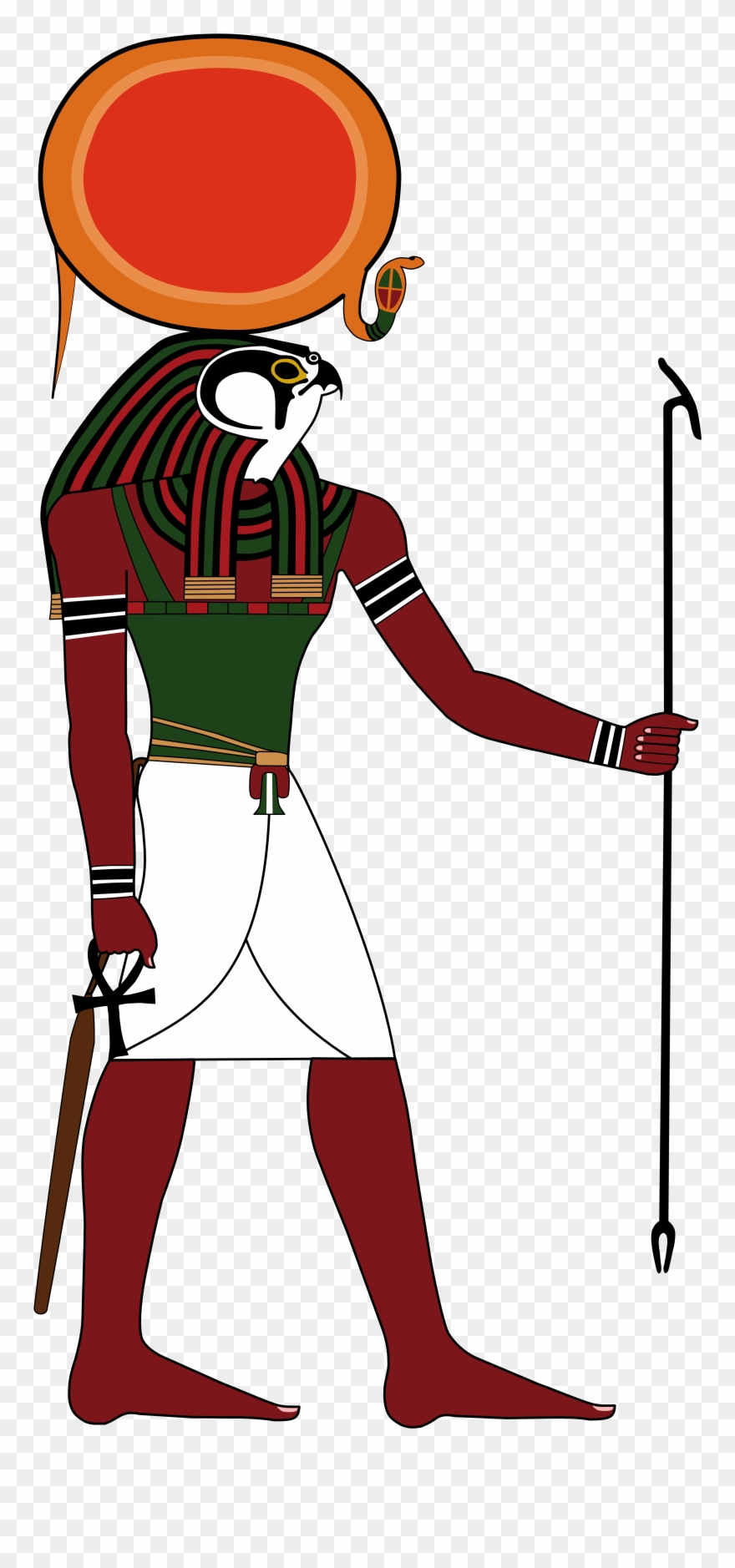 R a clipart image freeuse Egyptian Clip Art - Ra God - Png Download (#6097) - PinClipart image freeuse