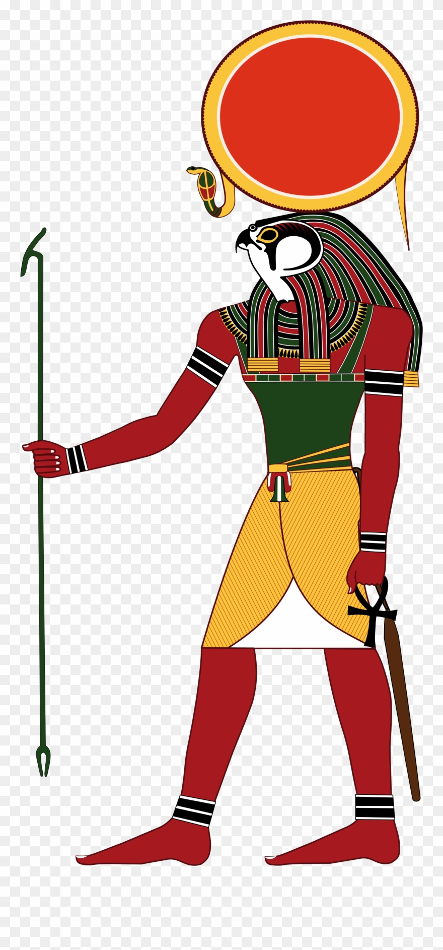 R a clipart clip black and white download Coffin Clipart Ancient Egyptian - Ra Dios Del Sol - Png ... clip black and white download