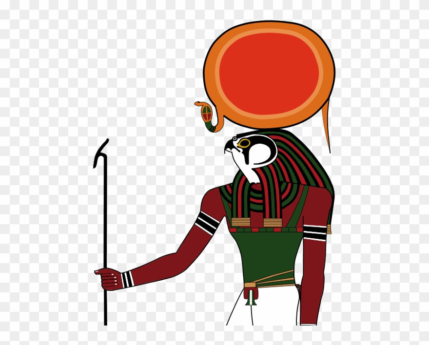 R a clipart image free stock Ancient Egyptian Gods Png , Png Download - Amun Ra Egyptian ... image free stock