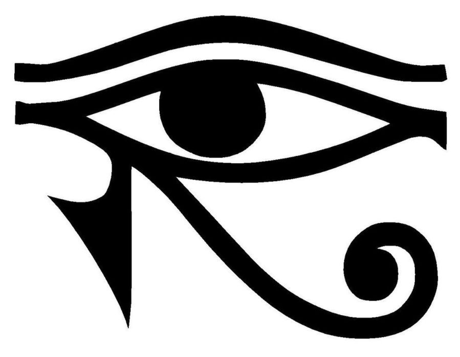 R a clipart banner royalty free stock Download eye ra clipart Eye of Ra Eye of Horus Decal banner royalty free stock
