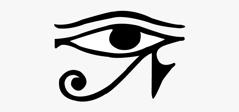 R a clipart vector free library Online Horus Eye Clipart, Eye Collection - Eye Of Ra Colors ... vector free library