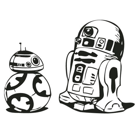 R2dr clipart clipart royalty free library R2d2 clipart 2 » Clipart Portal clipart royalty free library