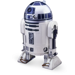 R2dr clipart banner freeuse library Star Wars R2D2 Icon, PNG ClipArt Image | IconBug.com banner freeuse library