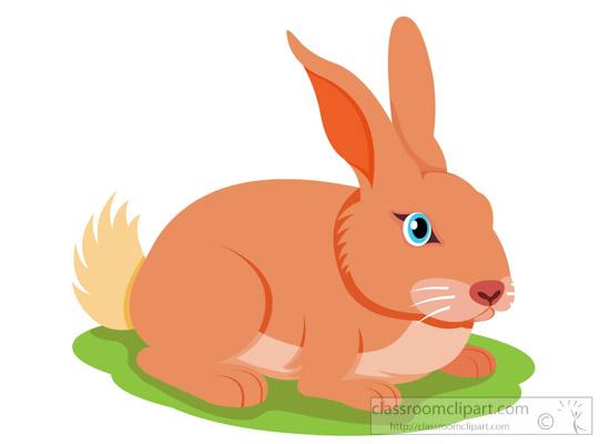 Rabbit animals cliparts graphic Free Rabbit Clipart - Clip Art Pictures - Graphics ... graphic