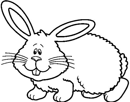 Bunny Clipart Black And White | Free download best Bunny ... svg black and white