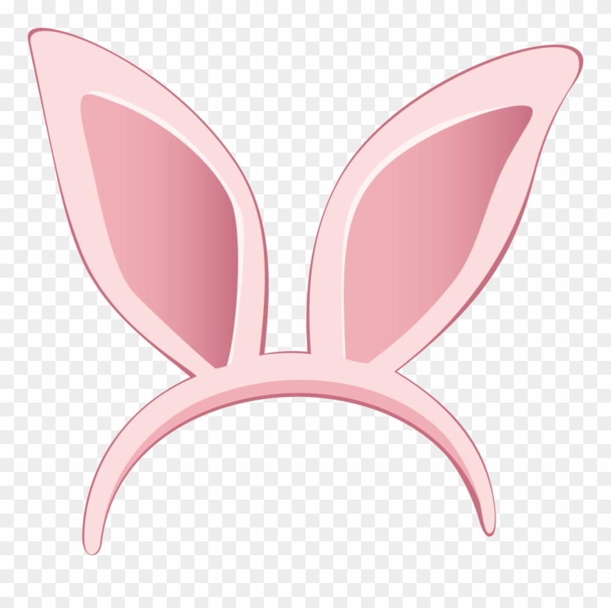 Rabbit ears hat clipart picture library download Floppy Easter Hat Clipart - Easter Bunny Ears Clipart - Png ... picture library download