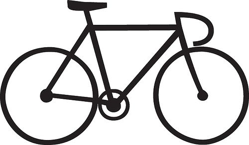 Race bike clipart jpg freeuse stock looking for line drawing of track bike - ClipArt Best ... jpg freeuse stock