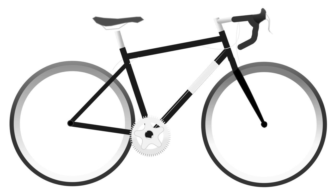 Race bike clipart vector transparent library Groupset,Bicycle,Racing Bicycle Clipart - Royalty Free SVG ... vector transparent library
