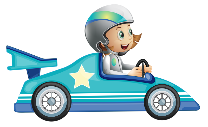 Race car crash clipart png black and white Kart racing Go-kart Royalty-free Clip art - Character Car 800*491 ... png black and white