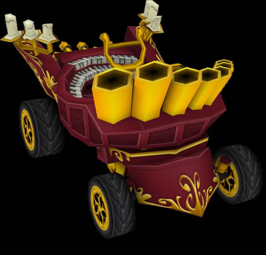 Race car crash clipart graphic freeuse download Organ Grinder (Crash Tag Team Racing) Model by CRASHARKI on DeviantArt graphic freeuse download