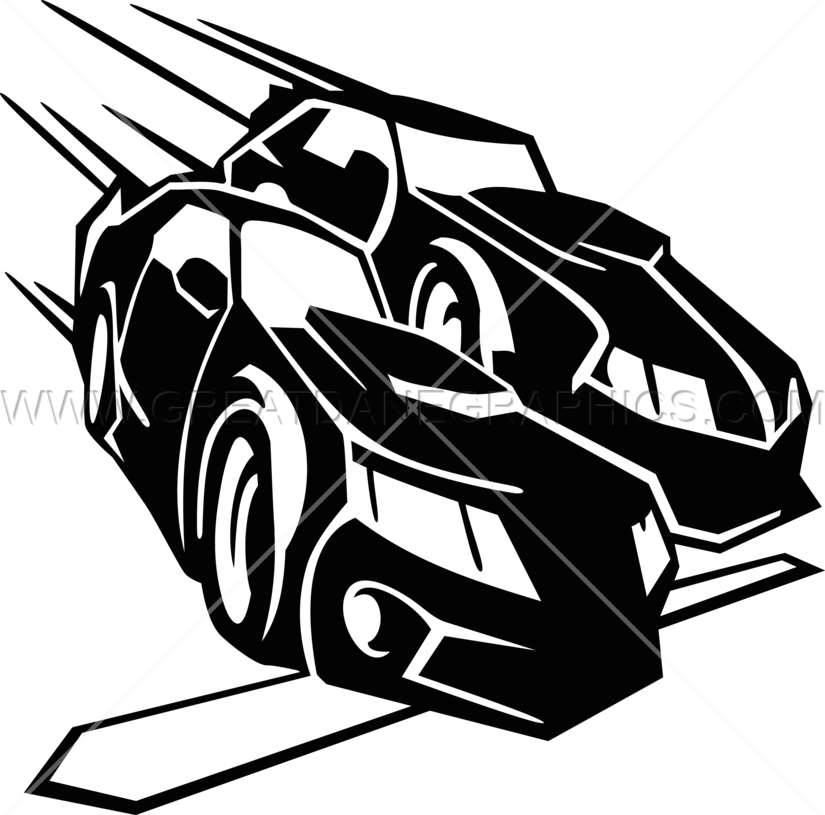 Race car finish line clipart png free download Car Race Finish Line   Production Ready Artwork for T-Shirt Printing png free download