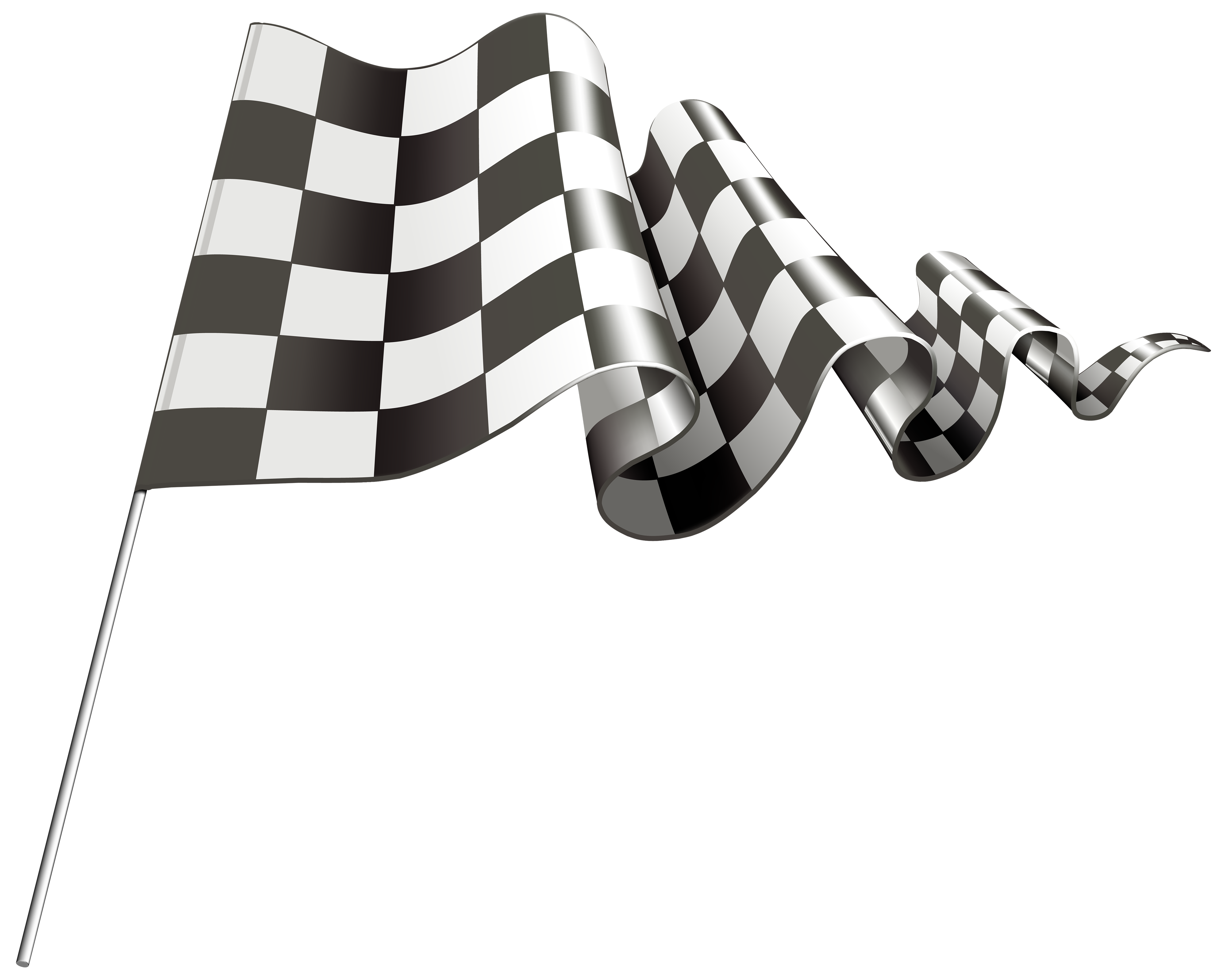 Race car flags clipart picture library download Checkered Flag PNG Clipart - Best WEB Clipart picture library download