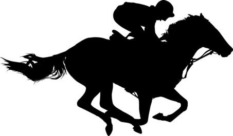 Race horse silhouette clipart clip free library Race Horse Clipart | Free download best Race Horse Clipart ... clip free library