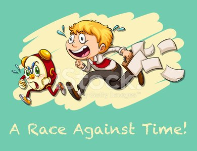 Idiom Race Against Time premium clipart - ClipartLogo.com clip library stock