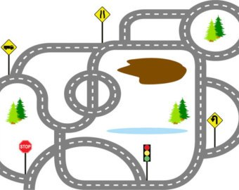 Race track road clipart clip download Race track clipart images 1 » Clipart Portal clip download