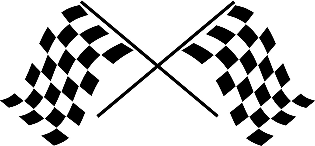Racing flags clipart png library library Free Racing Flags, Download Free Clip Art, Free Clip Art on ... png library library