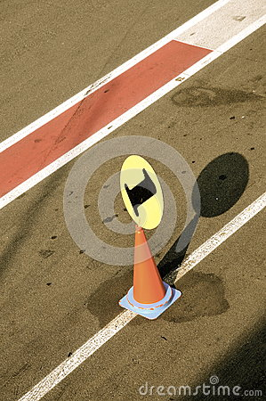 Racetrack number 1 clipart clipart royalty free library Racetrack Pitlane Stock Photo - Image: 51674806 clipart royalty free library
