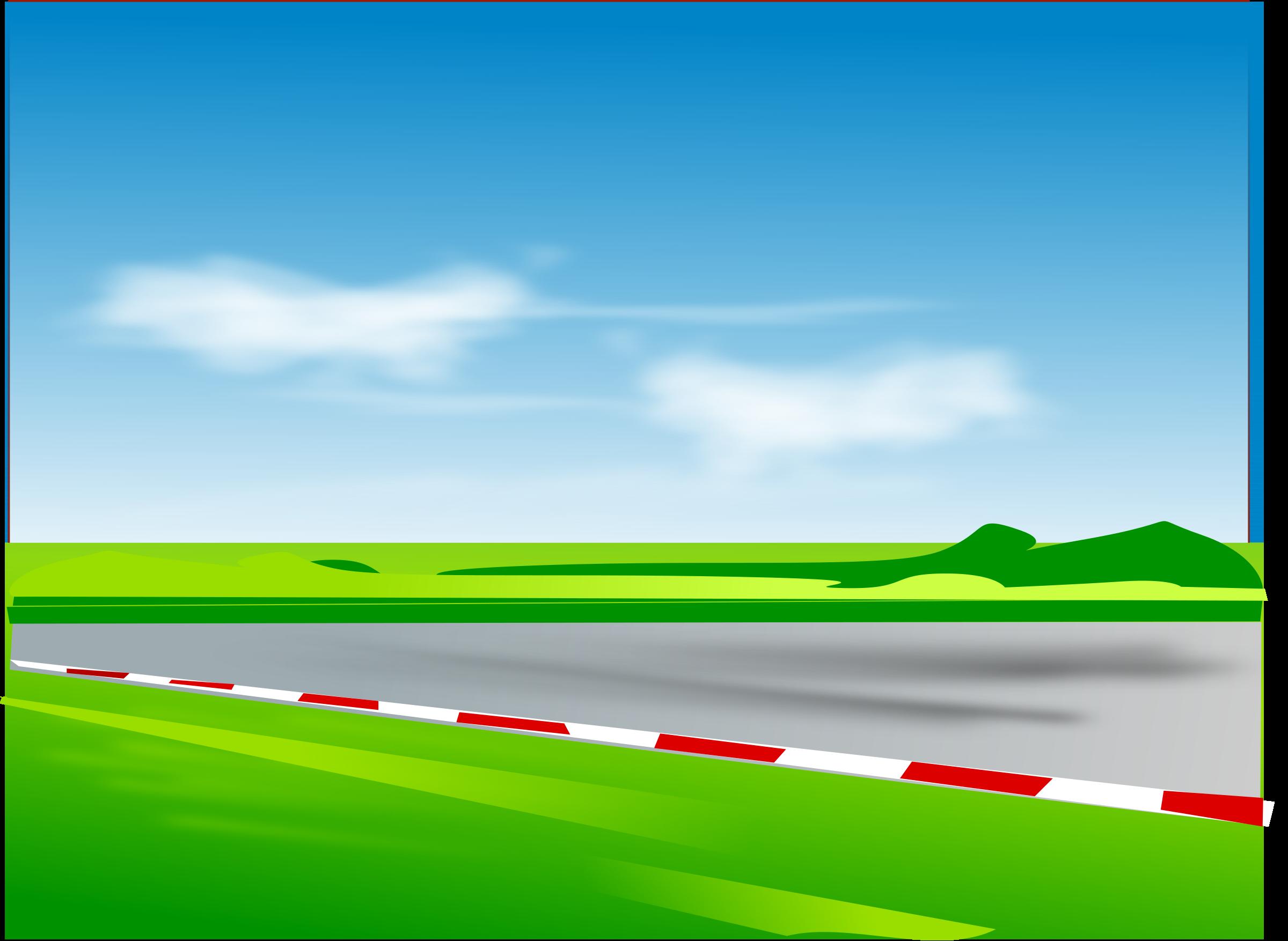 Racetrack number 1 clipart jpg download Race track clipart - ClipartFest jpg download