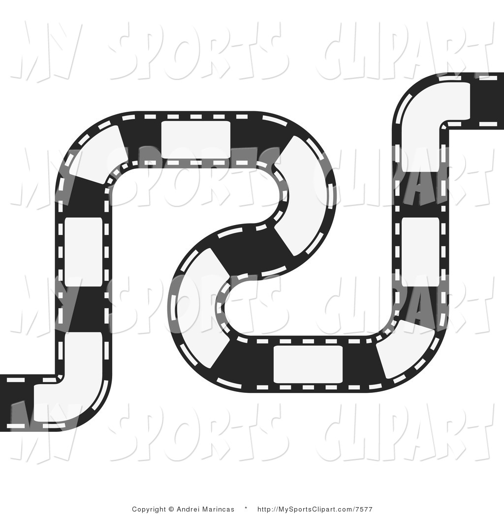 Racetrack number 1 clipart picture free download Race Track Clipart & Race Track Clip Art Images - ClipartALL.com picture free download