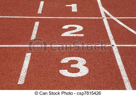 Racetrack number 1 clipart graphic black and white stock Stock Image of Number 1 2 and 3 of race track csp7815426 - Search ... graphic black and white stock