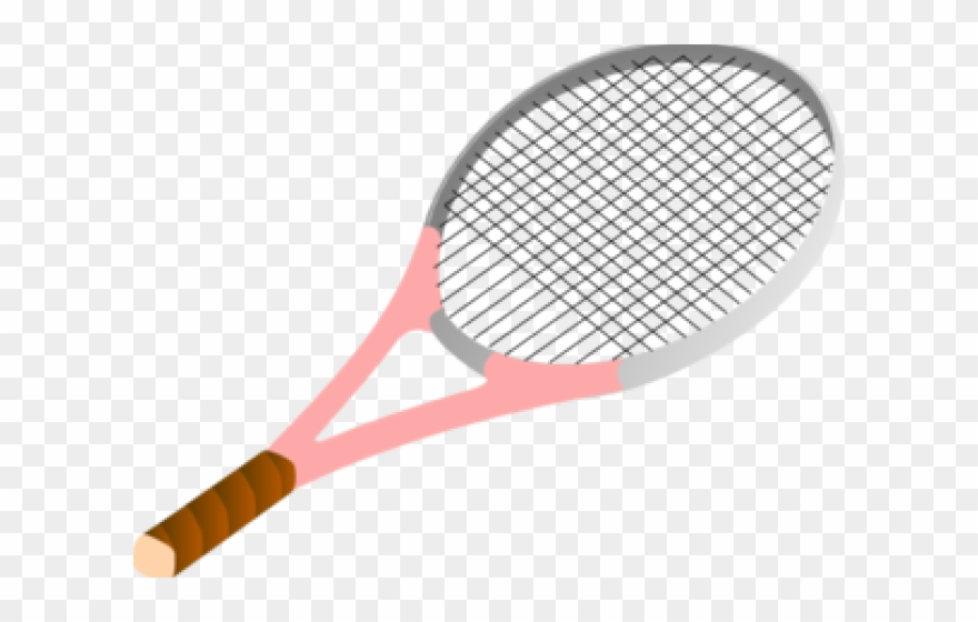 Rachet clipart png freeuse library Tennis Ball Clipart Pink - Tennis Racket Clipart - Png ... png freeuse library
