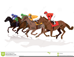 Clipart Horse Racing Winning Post | Free Images at Clker.com ... svg transparent download