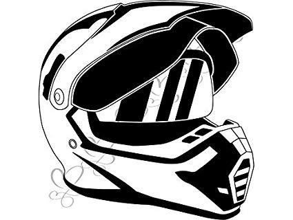 Racing helmet clipart jpg transparent library Amazon.com: Yetta Quiller Motocross Helmet Crash Helmet ... jpg transparent library