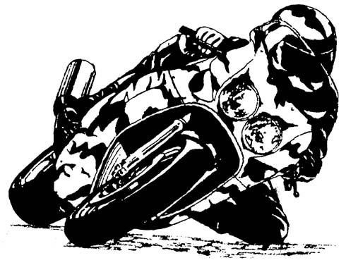 Racing motorcycle clipart jpg black and white library Motorcycle black and white racing motorcycle clipart black ... jpg black and white library