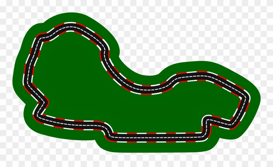 Track images clipart freeuse download Clip Art Royalty Free Stock Car Race Track Clipart - Track ... freeuse download