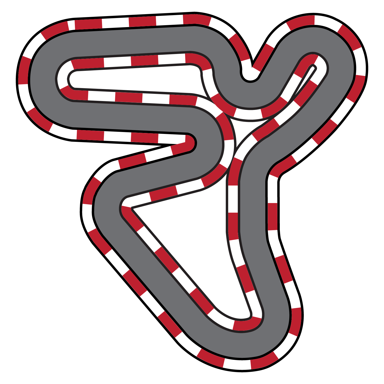 Racing track clipart clipart royalty free Race track clipart images gallery for free download   MyReal ... clipart royalty free