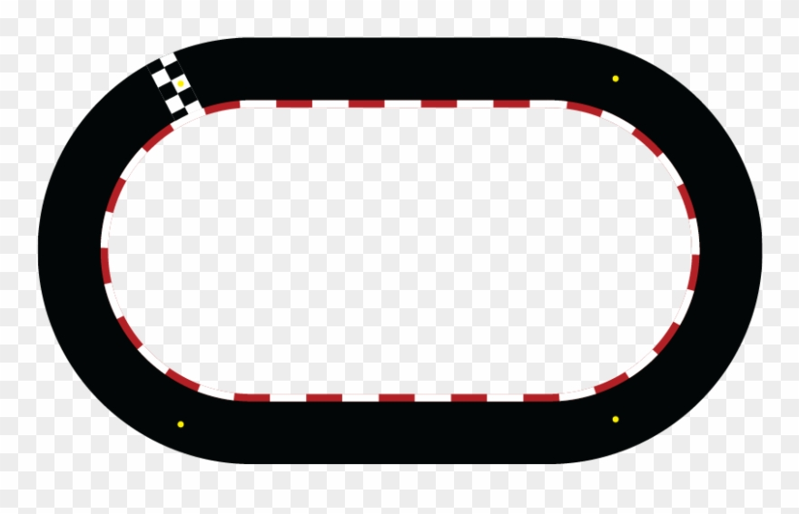 Racing track clipart picture transparent download Svg Library Collection Of Oval High Quality Free - Race ... picture transparent download