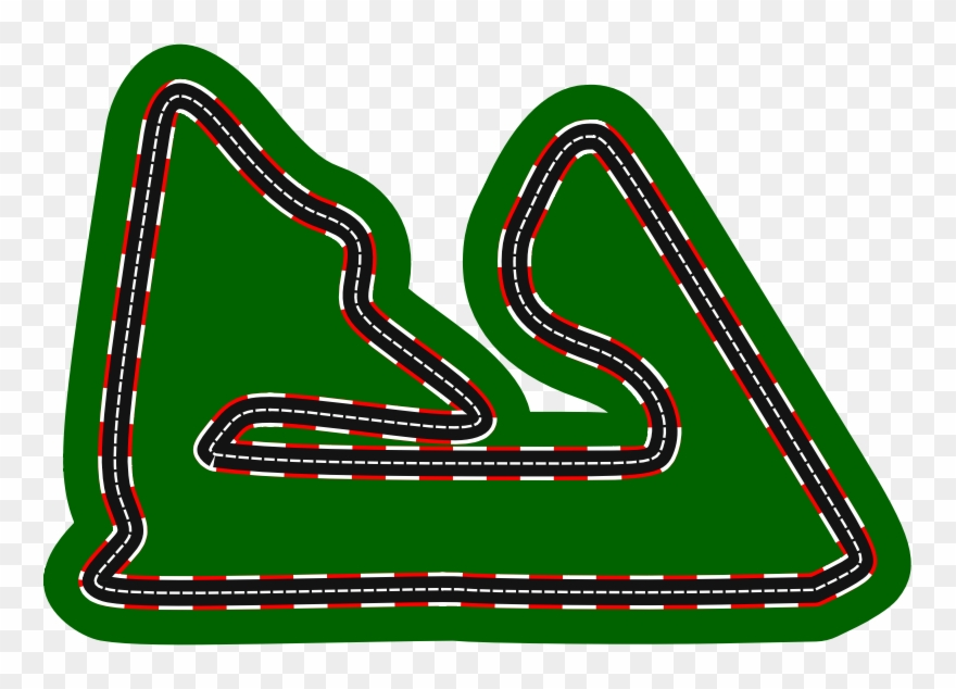 Racing track clipart clip freeuse download Racetrack Clipart Race Track Auto Racing Clip Art - Race ... clip freeuse download