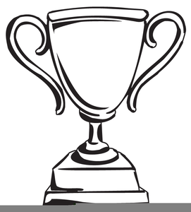 Racing Trophy Clipart | Free Images at Clker.com - vector ... image black and white library