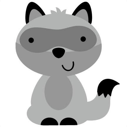 Racoon clipart clipart images gallery for free download ... vector freeuse download