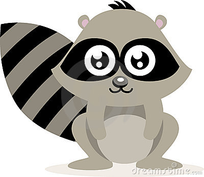 Raccoon Clip Art | Clipart Panda - Free Clipart Images graphic royalty free library