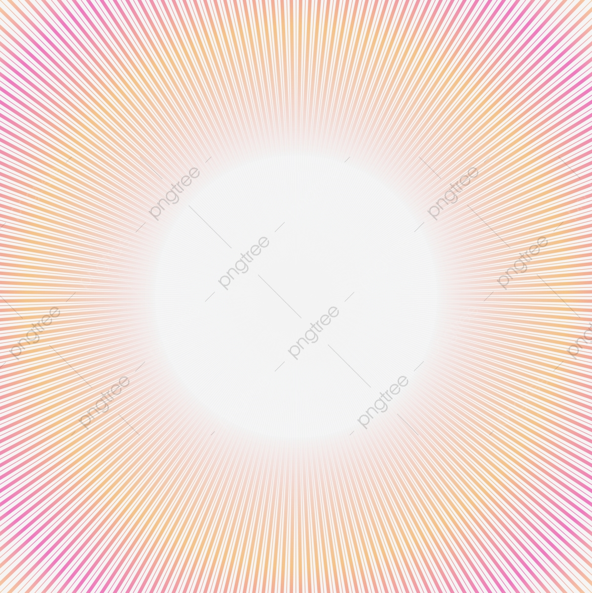 Elegant Comic Radial Lines With Multicolored Tone Vector ... picture