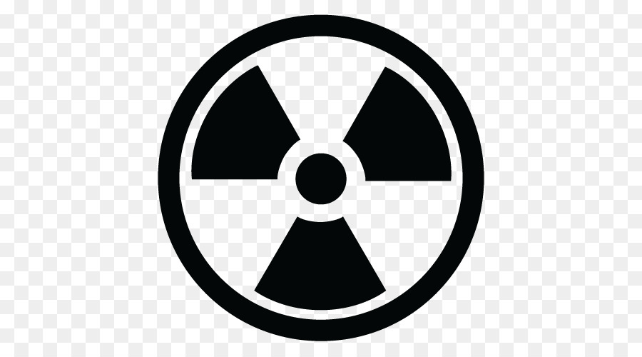 Radioactivity clipart graphic library library Radiation Symbol png download - 500*500 - Free Transparent ... graphic library library