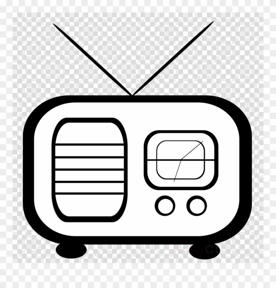 Radiio clipart clip art black and white library Download Radio Clip Art Clipart Clip Art Radio Technology ... clip art black and white library