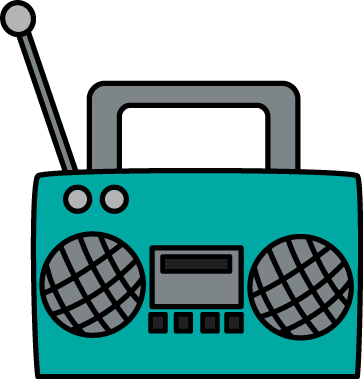Radio Clipart | Free download best Radio Clipart on ... svg transparent download