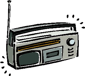 Radio clip art pictures image freeuse library Radio clipart images - ClipartFest image freeuse library